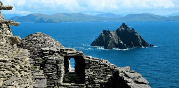 Little Skellig, Ireland