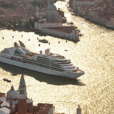 Seabourn Odyssey, Venice, Italy