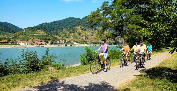 Spend seven nights traversing from historic Budapest along the legendary Danube to the German river town of Vilshofen on the southern edge of the Bavarian Forest. Included excursions in Linz may find you strolling among the red-roofed medieval buildings of the Czech Republic's Český Krumlov or taking a gentle bike ride along the Danube River through the scenic Wachau Valley. If you are looking for a more active adventure, we recommend a complimentary guided hike up to the impressive Veste Oberhaus fortress that overlooks Passau.