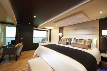 The Haven Spa Suite on Norwegian Bliss